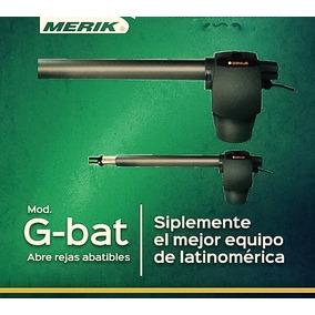 Pistones Merik G-bat 300 Profesionales !gratis Regulador!
