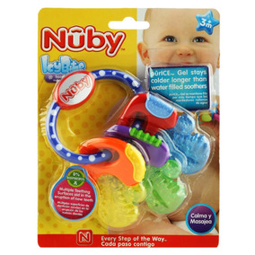 Sonajero Mordedor Para Bebes Nuby !!!!!!!!!!!!!!!!!!!!!!!!