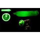 Preservativo Prudence Neon - Camisinha Que Brilha No Escuro