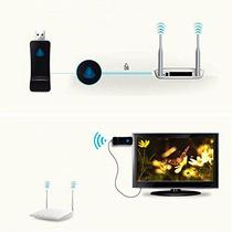 Adaptador Sem Fio Wifi Usb Dongle Tv Wireless Smart Edup