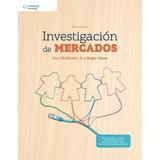 Libro Investigacion De Mercados Mcdaniel 10 Ed + Regalo