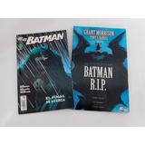 Batman Rip Y El Final Se Acerca