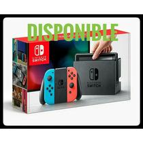 » Nintendo Switch Neón + Envío Gratis »