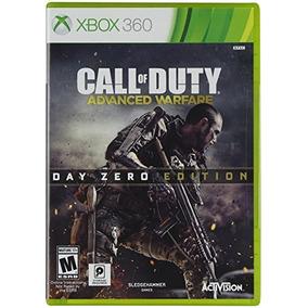 Call Of Duty Avanzada De Guerra - Día Cero Edición W17