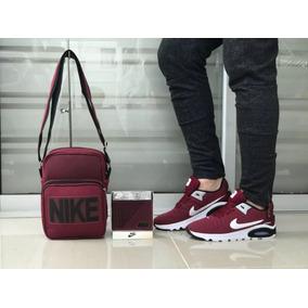 Zapatos Nike=combo =zapatilla Nike+billetera Nike+bolso Nike