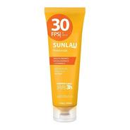 Protetor Solar Sunlau Antienvelhecimento Hidratante Fps 30