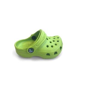 Crocs Originales Crocs Littles Verde Niños 395