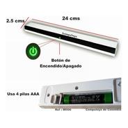 Zwii06 Barra Sensora Wii Inalambrica Qwii06q Compu-toys
