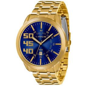 Relógio Lince Masculino Mrg4332s D2kx Original + Nf