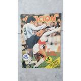 Revista Ovacion 1986 Mundial Peru
