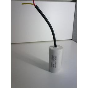 Capacitador De 18uf/ +-5% / 300vac Para Bombas De 1/2hp