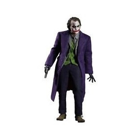 Coringa Batman Joker 2.0 Hottoys Hot Toys Dx-11 Sa Aq3512