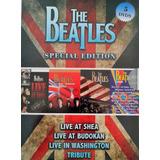 The Beatles Edicion Especial Conciertos Boxset Dvd