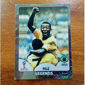 Figurinha Pelé Legends Copa 2018 Cromada N° 680