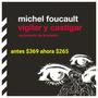 Libro Vigilar Y Castigar (michel Foucault)