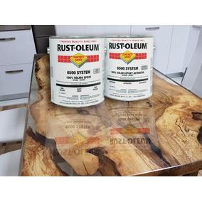 Porcelanato Líquido - Sistema 6500 Rust Oleum Clear