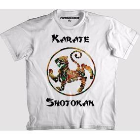 Camisa Karate Shotokan
