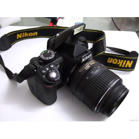 Nikon D3100 Lente 18/105 Reflex