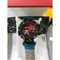 Relógio Moto Gp Tissot T-race Edicao Limitada Vermelho