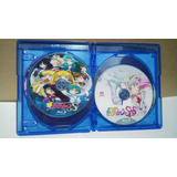 Sailor Moon + Crystal + Pelis Serie Completa Dvd / Bluray