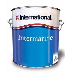 Tinta Envenenada Anticrustante Intermarine Cinza Grafite 3,6