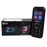Telefono Blu Z3 Dual Sim Liberado Con Camara