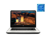 Laptop Hp 14 Intel Inside Hdd 500gb Ram 4gb Hd