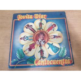Lp Vinilo Jovita Diaz - Cantacuentos