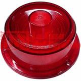 Plástico De Farol Trasero Ford Custom Rojo