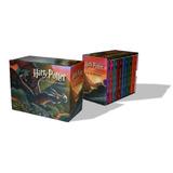 Harry Potter Boxed Set 7 Libros - Colección Completa Inglés