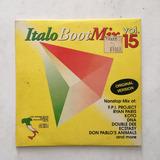 Cd Italo Boot Mix Vol 12 Aleman Zyx High Energy