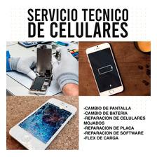Servicio Tecnico Reparación Celulares Huawei iPhone Samsung
