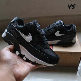 Nike Air Max 90 Para Niños De La Talla 25 A La 35