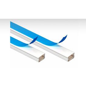 Canaleta Plastica Autoadhesiva 14x7 Mm