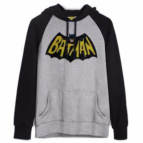 Blusa De Moletom Batman Classic Tv Series Dc Comics Bandup!