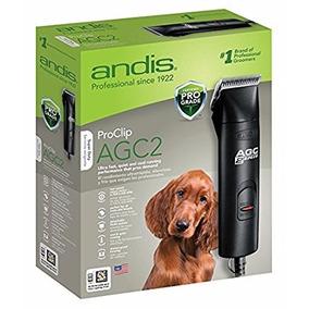 Maquina Rasuradora Andis Agc2 Para Mascotas - Envio Gratis