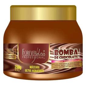 Bomba De Chocolate 250g Forever Liss Mascara Hidratante