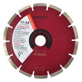 Disco Diamantado Ls-ab 9 Pro 1249 Stamaco