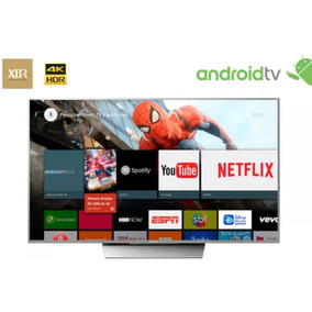 Sony Xbr-65x855d Smart Tv 65 Led 960 Hz Ultra Hd 4k Android