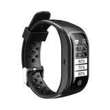 Pulsera Fitness Smartband S908 Bt Gps Natacion Alpinismo Etc