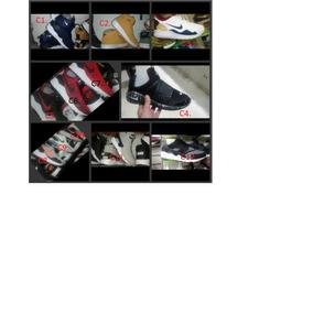 Zapatillas Nike Jordan Pumas Caballeros