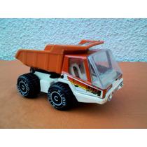 Autito Kino Camion De Chapa Plastico Volcador