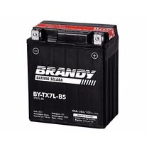 Bateria Moto Sundown Stx 200 Motard By-tx7l-bs Brandy