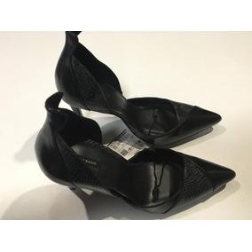 Zapatos Zara Básic Dama Punta 26 Mex