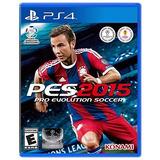 Pes 2015 Pro Evolution Soccer Ps4 Nuevo Entrega Inmediata