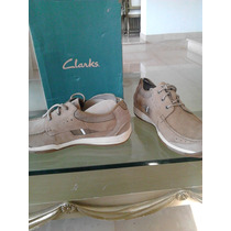 Zapatos Clarks Hombre Talla 45