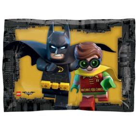 Oferta!! 10 Globos De Lego Batman De 48 Cm Foto 1
