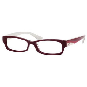 Gafas Armani Exchange Anteojos Hl Borgoña 50mm