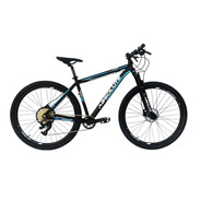 Bicicleta 12v Absolute Nero 29 Preto/ Azul Trava No Guidão