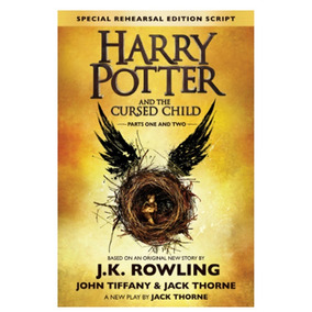 Harry Potter Livro 8 Parte 1 E 2 Em Inglês - Capa Dura